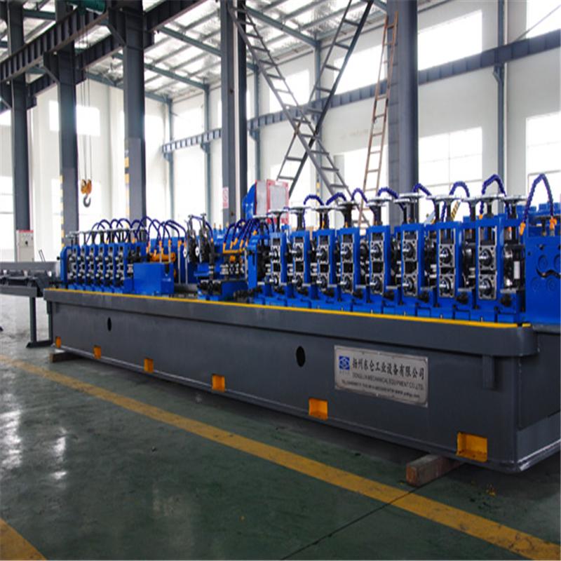 HG-25型高频直缝焊管机组