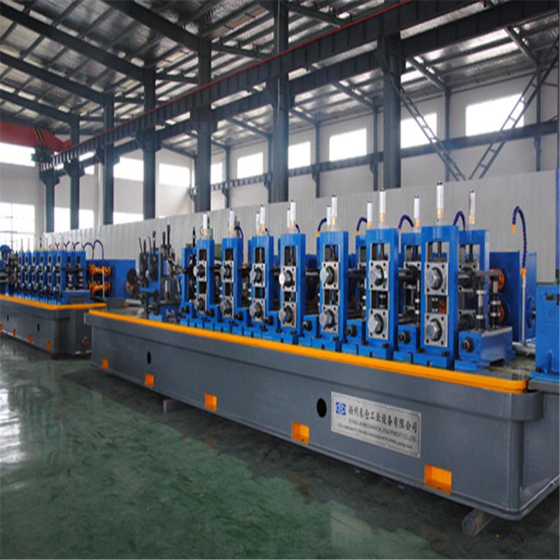 HG-50型高频直缝焊管机组