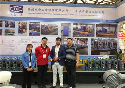 扬州东仑工业设备公司-上海展会