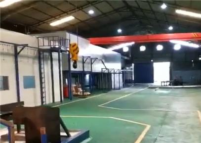 扬州东仑工业设备公司-印尼生产现场