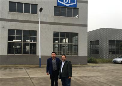 扬州东仑工业设备公司-土耳其客户