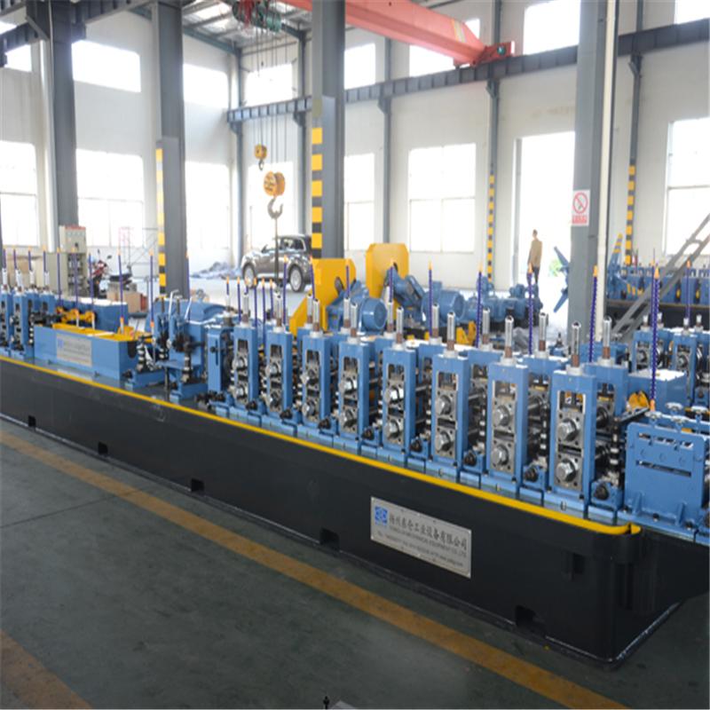 精密焊管设备生产