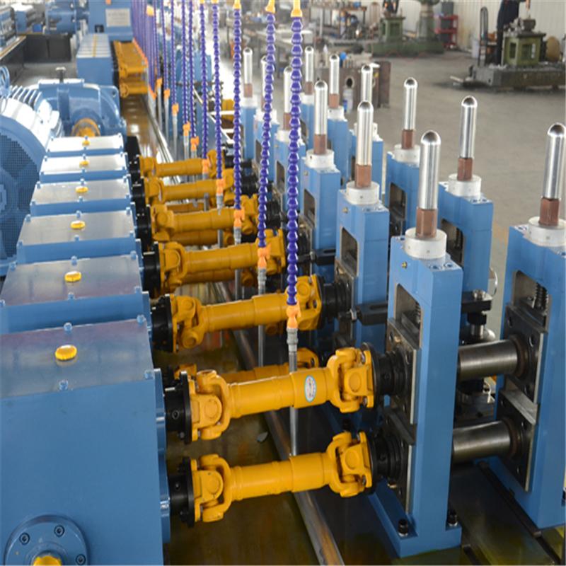 高频焊管机