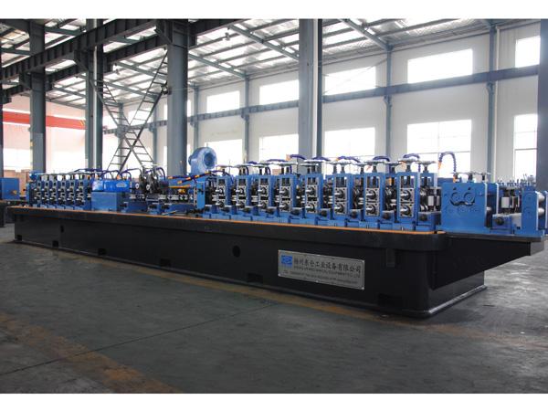武汉HG-25型高频直缝焊管机组