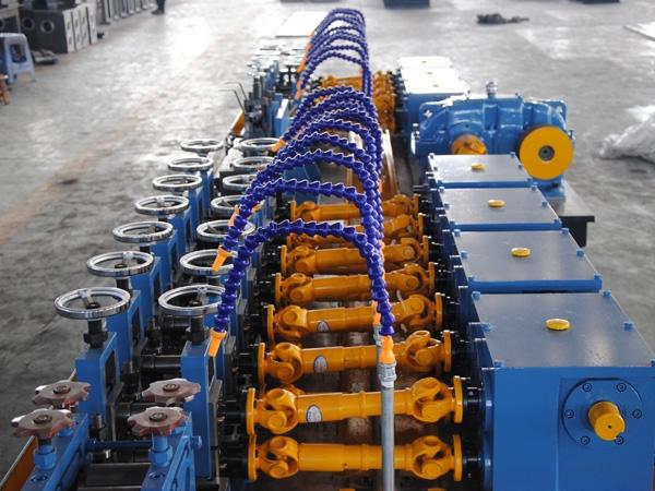 高频焊管机组设备生产