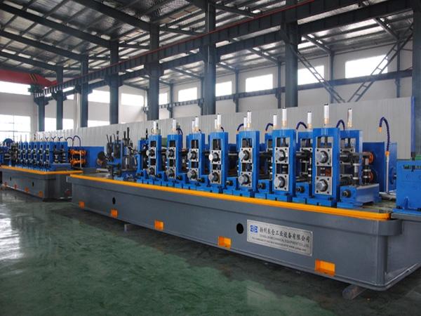 焊管生产设备