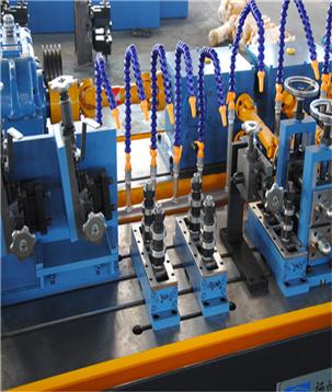 高频直缝焊管机加工