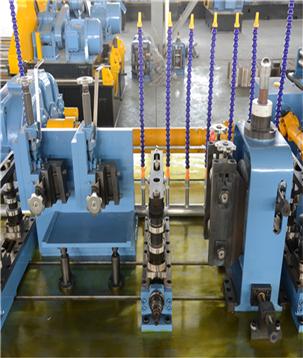 高频焊管机组保养与维护解读