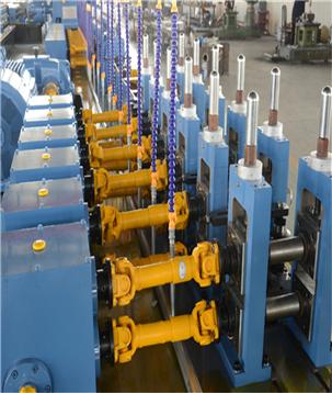 我们为什么要对焊管设备进行养护?