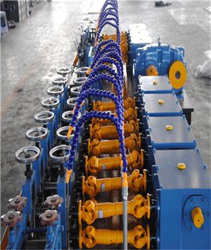 频率对高频直缝焊管机组焊接的影响