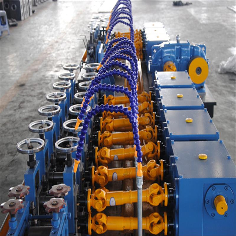 高精度焊管机机组